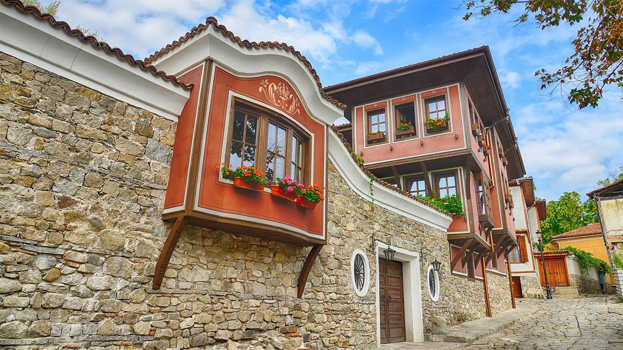 Пловдив Старият град