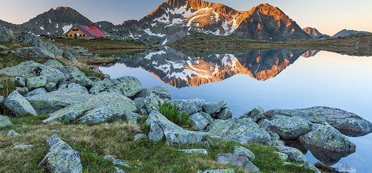 Тевно езеро – Пирин