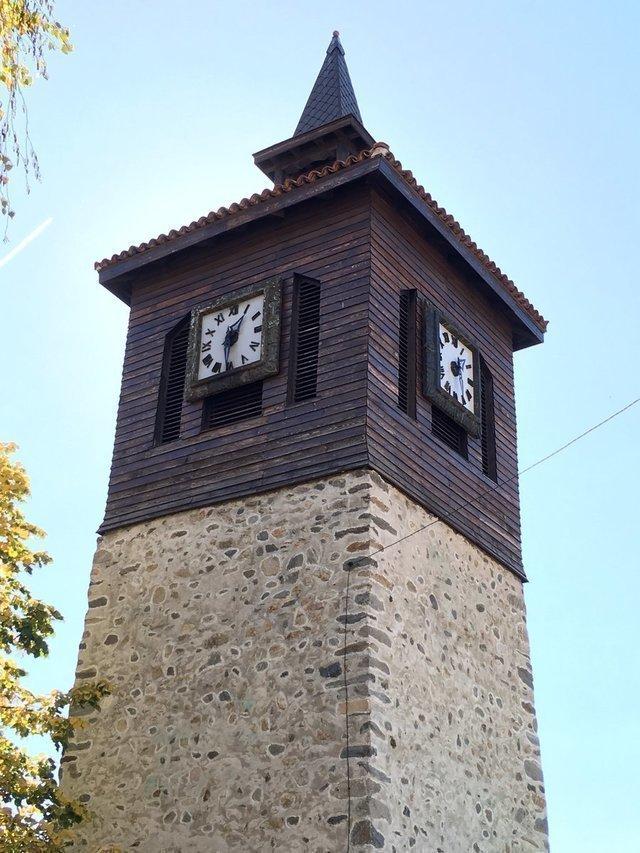 "Благоевград - Часовниковата кула на ""Горна Джумая"" от 1876г"
