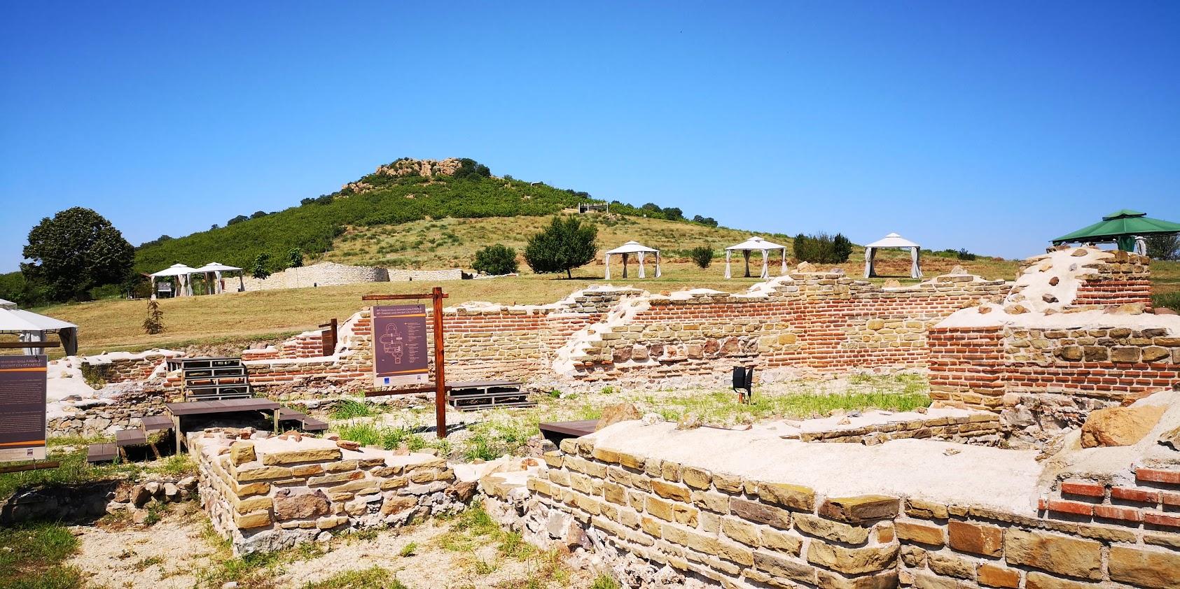 """Национален археологически резерват """"Кабиле"""""""