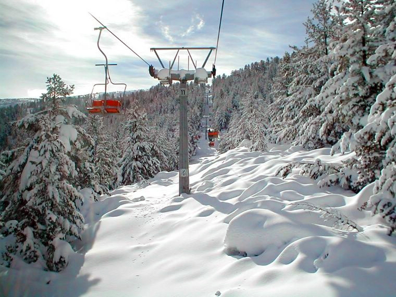 Добринище: ски и сноуборд
