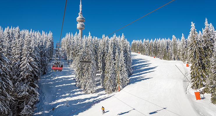 Пампорово: най-слънчевият ски курорт на Балканите и България